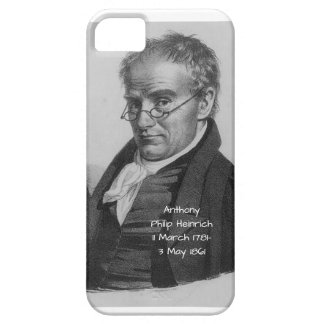 Capa Barely There Para iPhone 5 Anthony Philip Heinrich