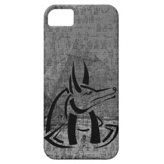 Capa Barely There Para iPhone 5 Anubis mal lá