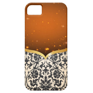 Capa Barely There Para iPhone 5 Arabian elegante