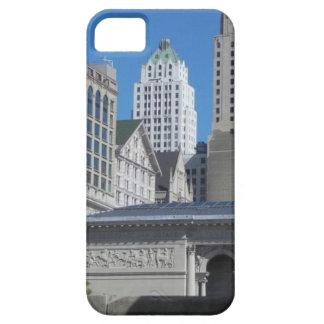 Capa Barely There Para iPhone 5 Arquitectura da cidade de Chicago