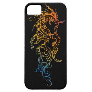 Capa Barely There Para iPhone 5 Arte do dragão
