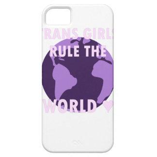 Capa Barely There Para iPhone 5 As meninas do transporte ordenam o mundo (v1)