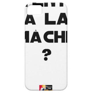 Capa Barely There Para iPhone 5 ATENÇÃO À ERVA- R? - Jogos de palavras