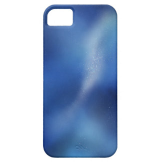 Capa Barely There Para iPhone 5 Azul da galáxia