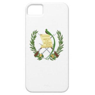 Capa Barely There Para iPhone 5 Baixo custo! Bandeira de Guatemala