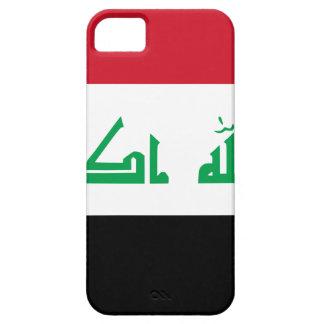 Capa Barely There Para iPhone 5 Baixo custo! Bandeira de Iraque