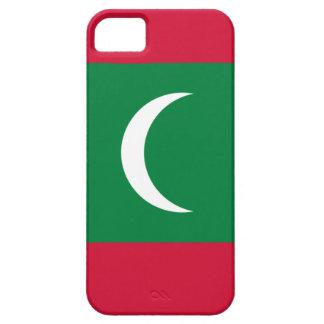 Capa Barely There Para iPhone 5 Baixo custo! Bandeira de Maldives