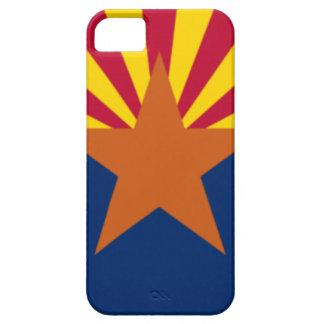 Capa Barely There Para iPhone 5 Bandeira da arizona