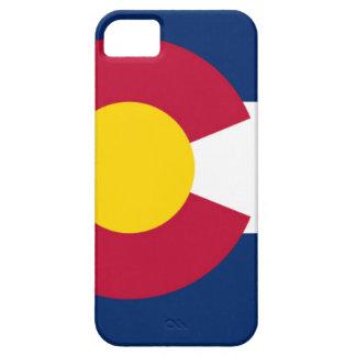 Capa Barely There Para iPhone 5 Bandeira de Colorado