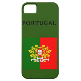 Capa Barely There Para iPhone 5 BANDEIRA de PORTUGAL eu telefono ao SE+ 5/5S, mal