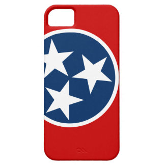 Capa Barely There Para iPhone 5 Bandeira de Tennessee