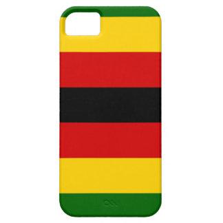 Capa Barely There Para iPhone 5 Bandeira do weZimbabwe de Zimbabwe - de