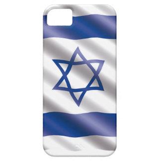 Capa Barely There Para iPhone 5 Bandeira internacional Israel