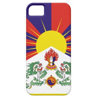 Capa Barely There Para iPhone 5 Bandeira livre de Tibet - ་ do བཙན do ་ do རང do ་