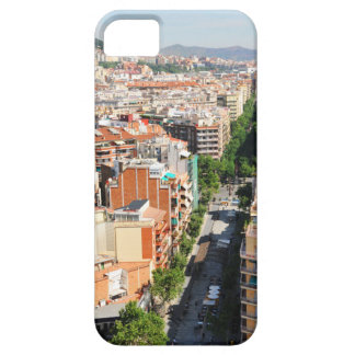 Capa Barely There Para iPhone 5 Barcelona