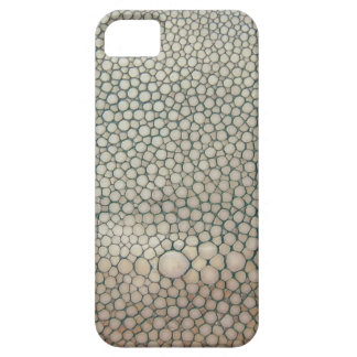 Capa Barely There Para iPhone 5 Bege de Shagreen