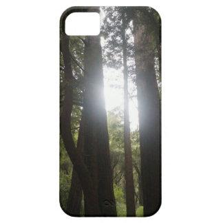 Capa Barely There Para iPhone 5 Beleza da floresta