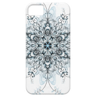 Capa Barely There Para iPhone 5 Bluebells congelados