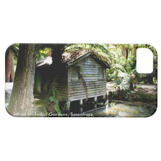 Capa Barely There Para iPhone 5 Boathouse - jardins de Alfred Nicholas