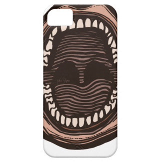 Capa Barely There Para iPhone 5 Boca grande