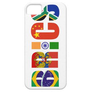 CAPA BARELY THERE PARA iPhone 5 BRICS
