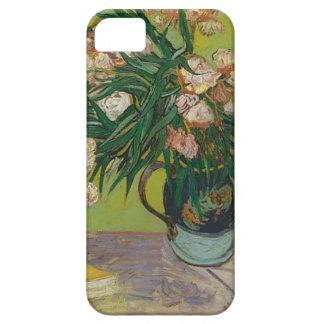 Capa Barely There Para iPhone 5 Buquê de flores cor-de-rosa no vaso