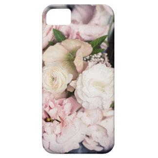 Capa Barely There Para iPhone 5 Buquê do primavera no Pastel
