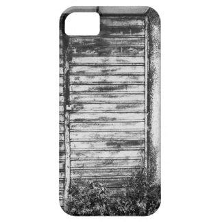 Capa Barely There Para iPhone 5 Bw esquecido loja abandonado