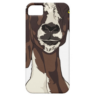Capa Barely There Para iPhone 5 cabra