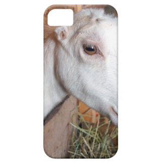 Capa Barely There Para iPhone 5 Cabra branca