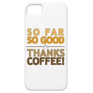 Capa Barely There Para iPhone 5 Café dos obrigados