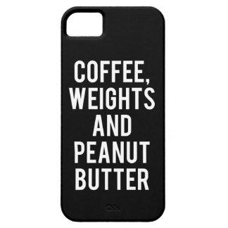 Capa Barely There Para iPhone 5 Café, pesos e manteiga de amendoim - novidade