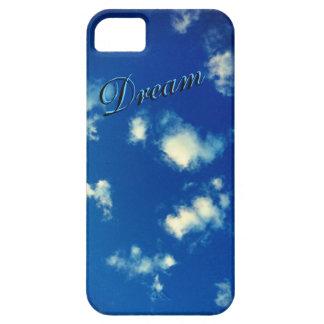 Capa Barely There Para iPhone 5 caixa do céu nebuloso