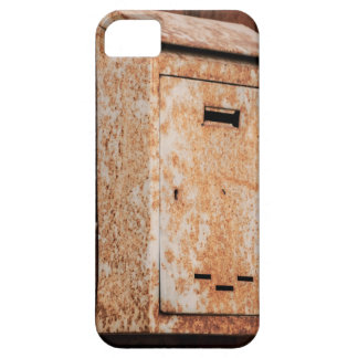 Capa Barely There Para iPhone 5 Caixa postal oxidada fora