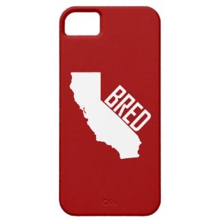 Capa Barely There Para iPhone 5 Califórnia produziu