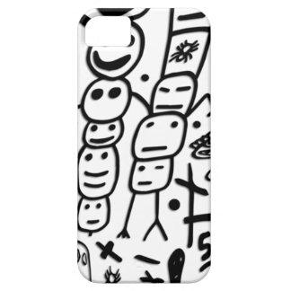 Capa Barely There Para iPhone 5 Camarão de Zef
