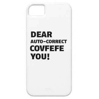 Capa Barely There Para iPhone 5 Camiseta de Covfefe