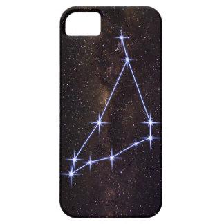 Capa Barely There Para iPhone 5 Capricórnio do sinal da estrela
