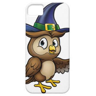 Capa Barely There Para iPhone 5 Caráter da coruja dos desenhos animados