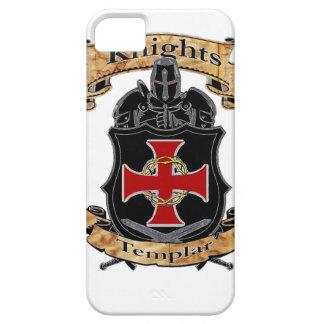 Capa Barely There Para iPhone 5 Cavaleiros Templar
