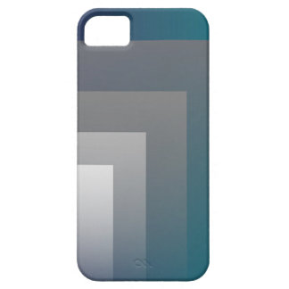 Capa Barely There Para iPhone 5 cerceta cinzenta roxa