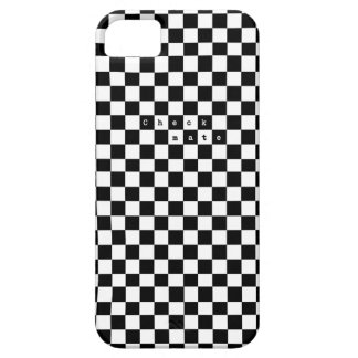 Capa Barely There Para iPhone 5 Checkmate