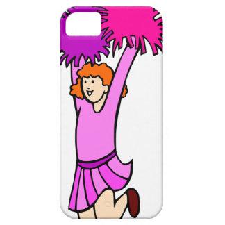 Capa Barely There Para iPhone 5 Cheerleader