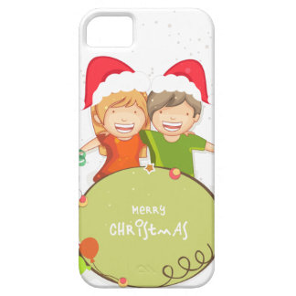 Capa Barely There Para iPhone 5 Chirtsmas 8