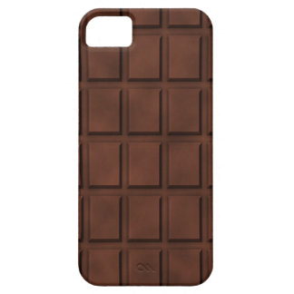 Capa Barely There Para iPhone 5 Chocolate Pattern