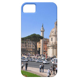 Capa Barely There Para iPhone 5 Cidade antiga de Roma, Italia