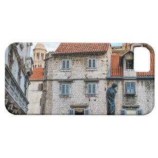 Capa Barely There Para iPhone 5 Cidade velha, separação, Croatia