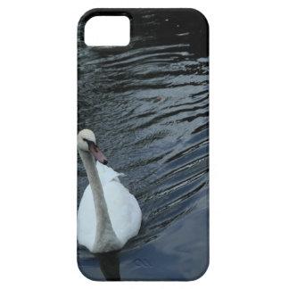 Capa Barely There Para iPhone 5 Cisne branca