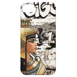 Capa Barely There Para iPhone 5 Cleopatra