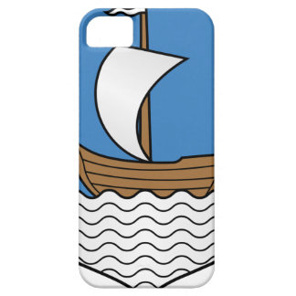 Capa Barely There Para iPhone 5 Coat_of_Arms_of_Dzisna, _Belarus